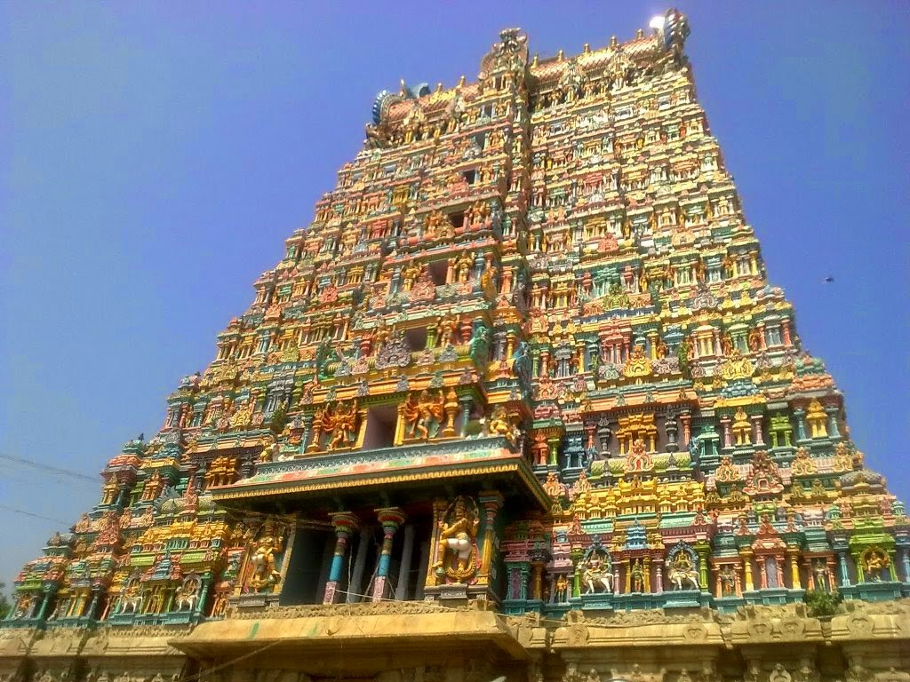 Amazing Hindu Temples In The World Mathias Sauer