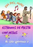 El día del niño se celebrará el sábado 10 de septiembre dia del nino