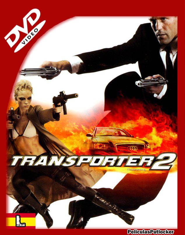 El Transportador 2 [DVDRip] [Latino] [MG-FD]