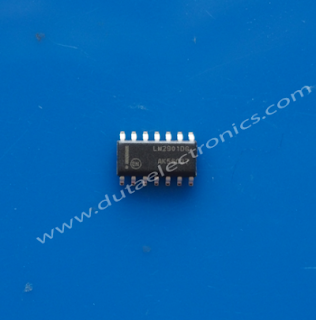 IC LM2901DR2G (SOP-14 PIN)