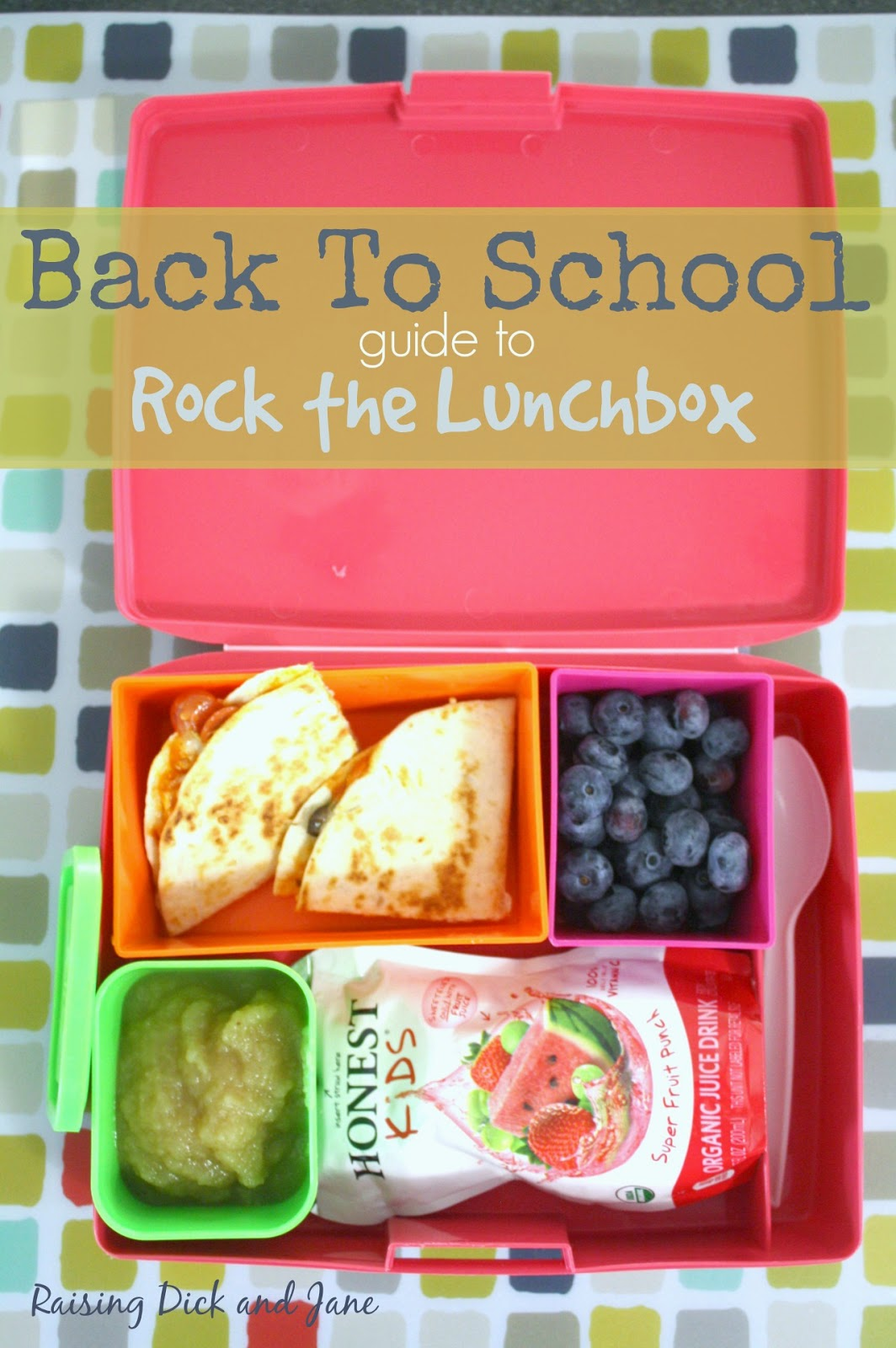 Rock the Lunchbox #ad