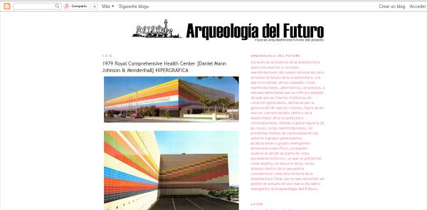 Arqueologia del futuro