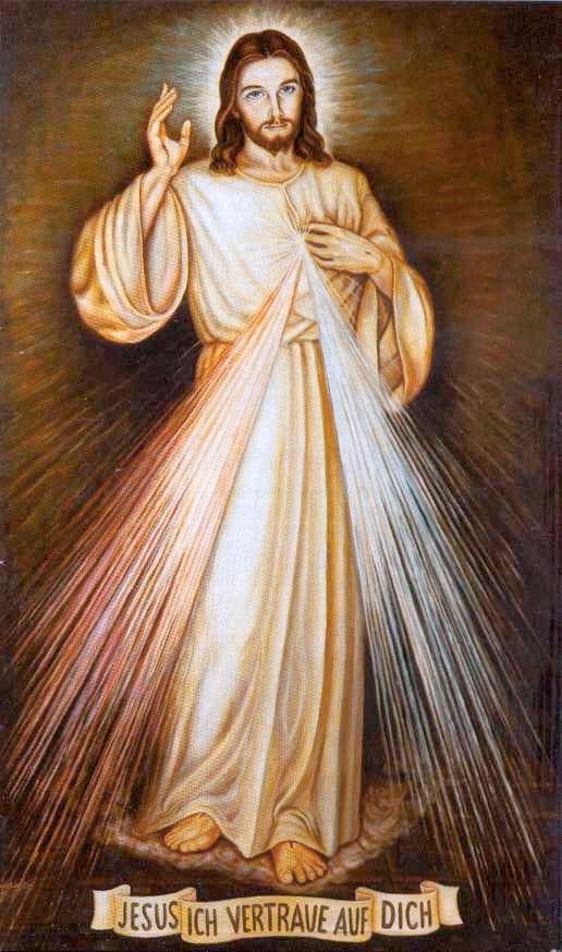 Bild: JESUS, ICH VERTRAUE AUF DICH