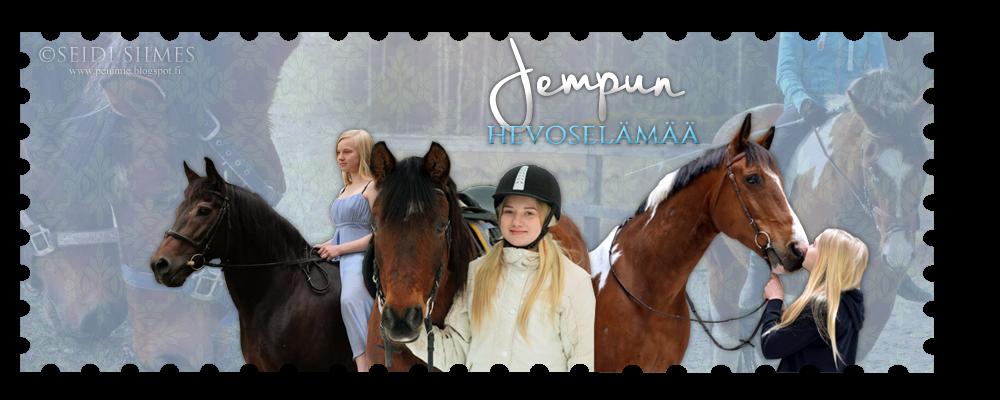 Jempun Hevoselämää