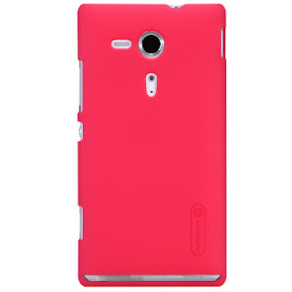 Nillkin Hard Cover Case + LCD Guard for Sony Xperia SP M35i C5303 C5302 M35h