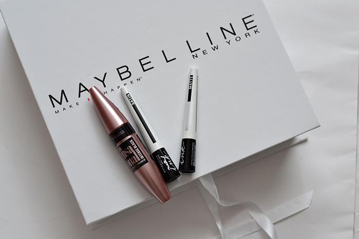 mascara eyeliner maybelline
