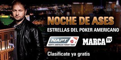 Marca TV Pokerstars Noche de Ases