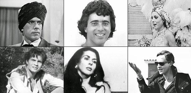 Marcos silv rio como a globo transformou a novela no brasil - Television anos 70 ...