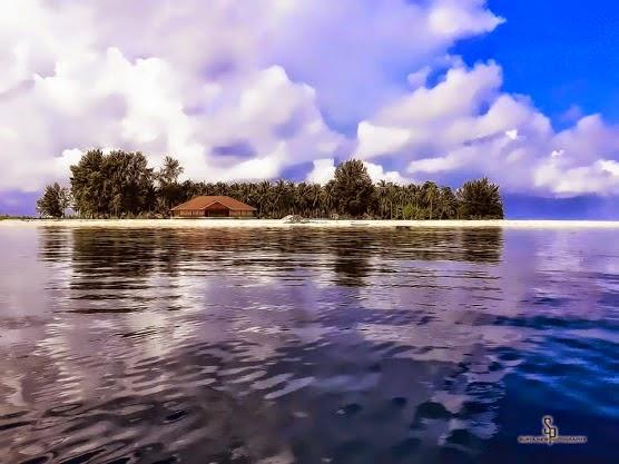 Wisata Pulau Samber Gelap di tutup