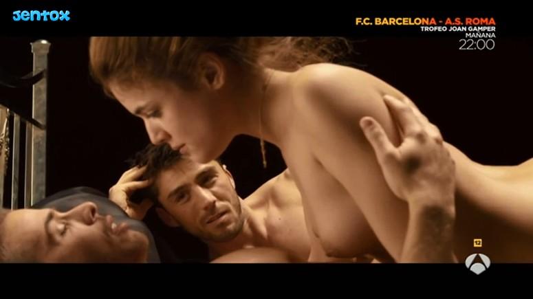 Kristanna Loken desnuda en Terminator 3