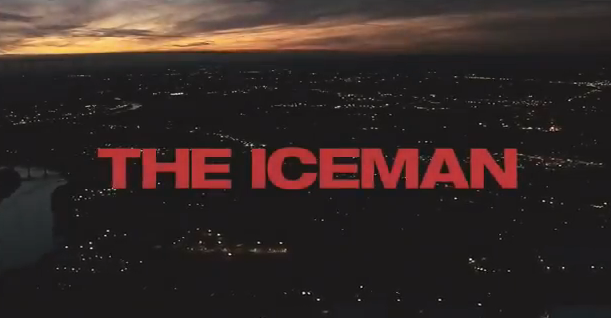 The Iceman 2012 biographical crime drama thriller film title from millenium films directed by Ariel Vromen starring Michael Shannon, Chris Evans, Winona Ryder, James Franco, Ray Liotta