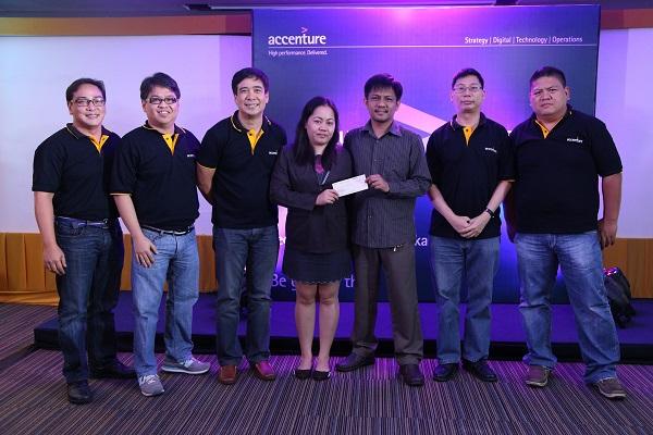 Tech Talks Hackathon Winning Team