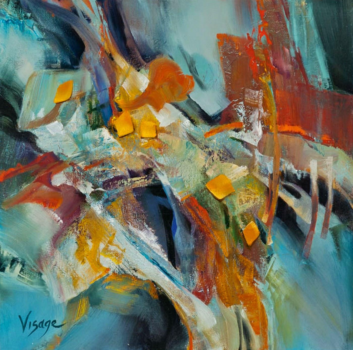 Im genes arte pinturas cuadros modernos de abstractos al for Fotos de cuadros abstractos al oleo