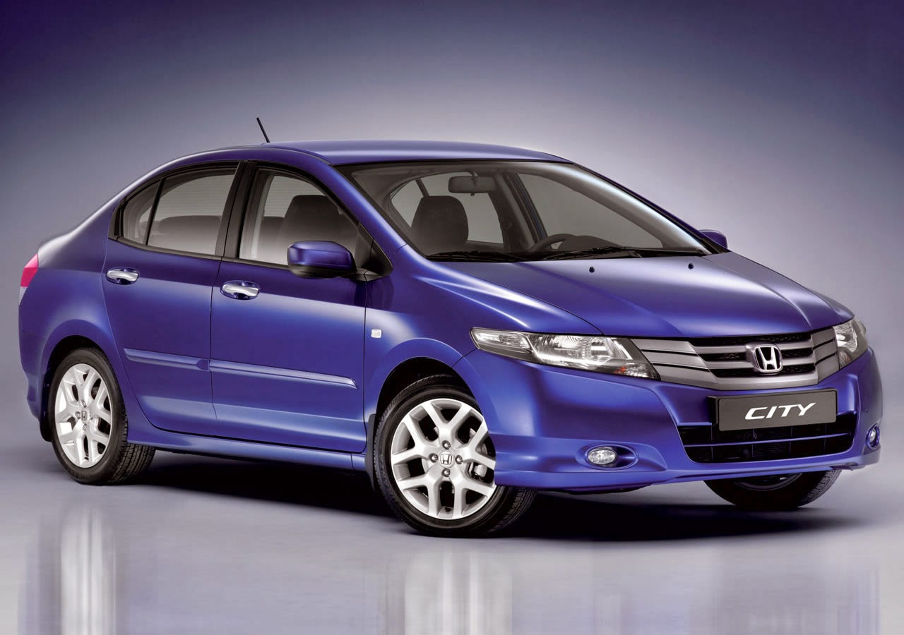 Honda City All Models List 4