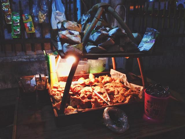 Yogyakarta Kopi Joss Snacks