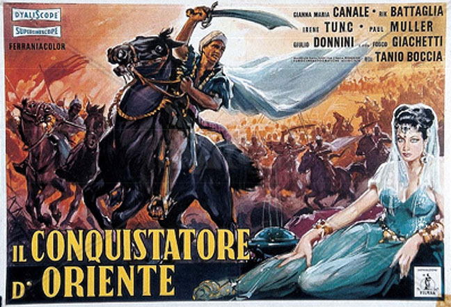 Conqueror of the Orient movie