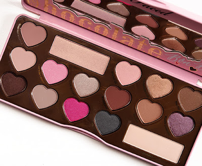 too faced paleta chocolate sombras