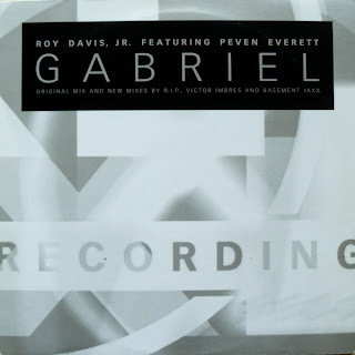 Roy Davis Jr, featuring, Peven Everett, Gabriel, Live Garage Version, Speed Garage, Deep House, 1997, XL, Large, mp3