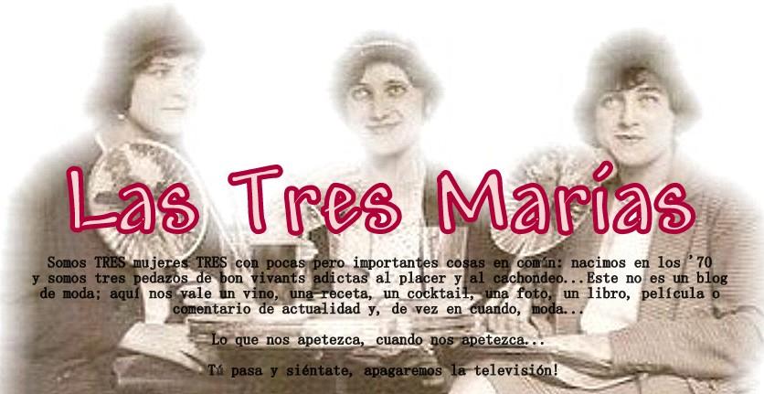 # Las tres Marías #