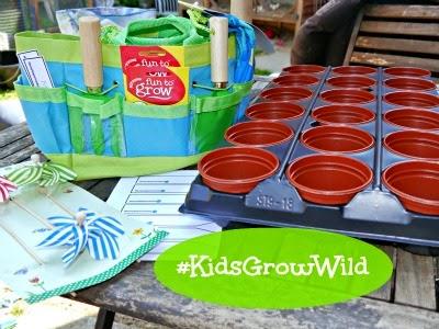 #KidsGrowWild with Moneysupermarket