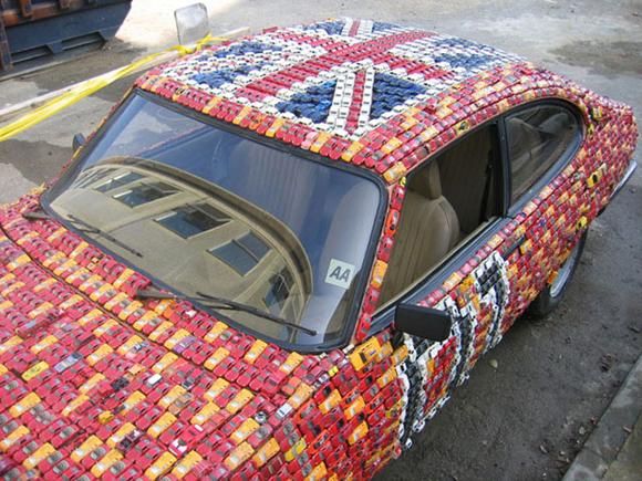 General Carbuncle Art Car Cenrtal