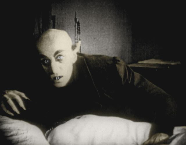 10 ejemplos de vampiros que no brillan al sol - Conde Orlok