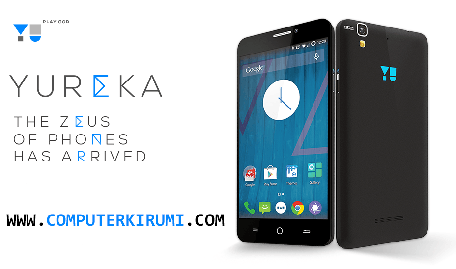 Micromax Yureka First Indian Cyanogen Mod Phone Specs,Price and Details