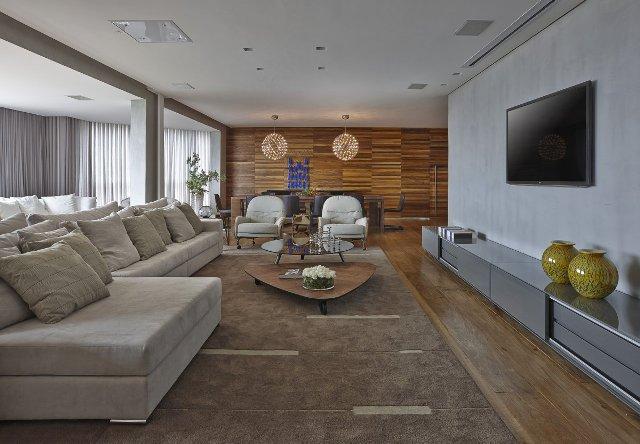 Evim in her ey modern country salon dekorasyonu - Innenausstattung wohnzimmer ...