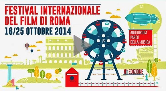 AL VIA LA 9^ EDIZIONE DEL FESTIVAL INTERNAZIONALE DEL FILM DI ROMA