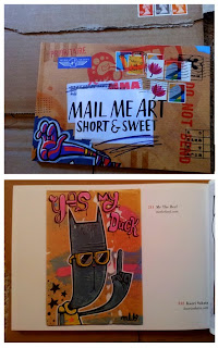 Mail Me Art: Short and Sweet