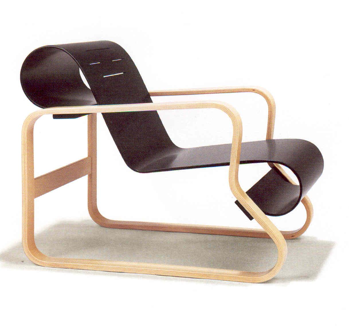 Historia del dise o industrial silla paimio for Sillas famosas diseno industrial