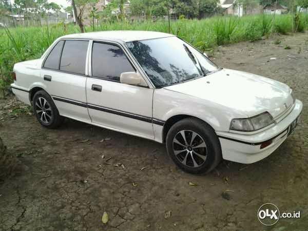 Jual Honda Civic Putih Bekas Mulus, Th1988, 39jt | Mobil ...