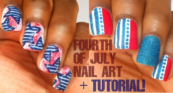 Haute lacquer tutorial this will be the first year that i have posted a fourth of july manicure before the actual holiday i really wanted to make sure that this tutorial was solutioingenieria Choice Image