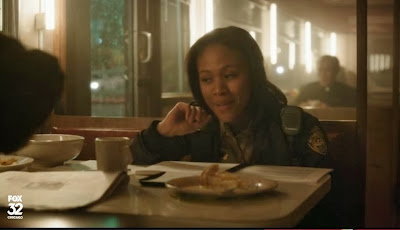 Sleepy Hollow Lieutenant Abbie Mills Nicole Beharie