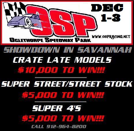 Deep dixie racing for Dixie motors savannah ga