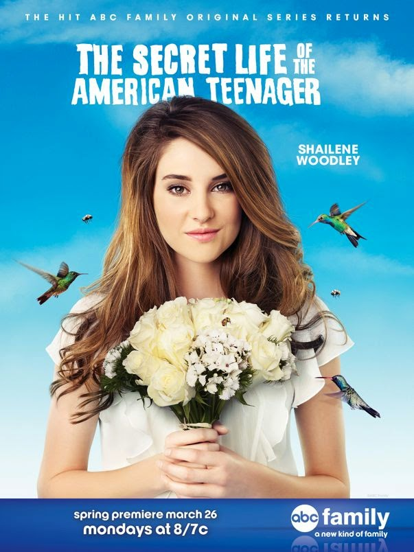 the secret life of the american teenager posters tv