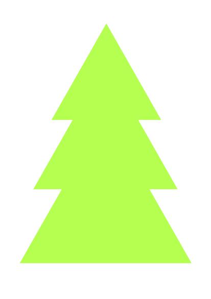 Paecyipato diy weihnachtskarte mit stoff paecyipato - Weihnachtsbaum vorlage ...