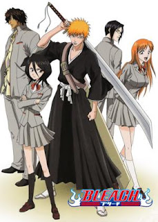 ichigo amigos bleach uniforme