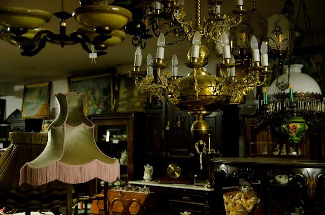 antique shop, old furniture, antiques