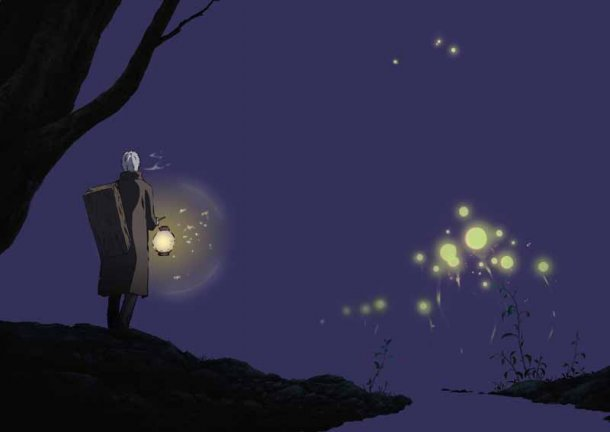 DESCARGAR MUSHISHI ZOKU SHOU MOVIE SUZU NO SHIZUKU