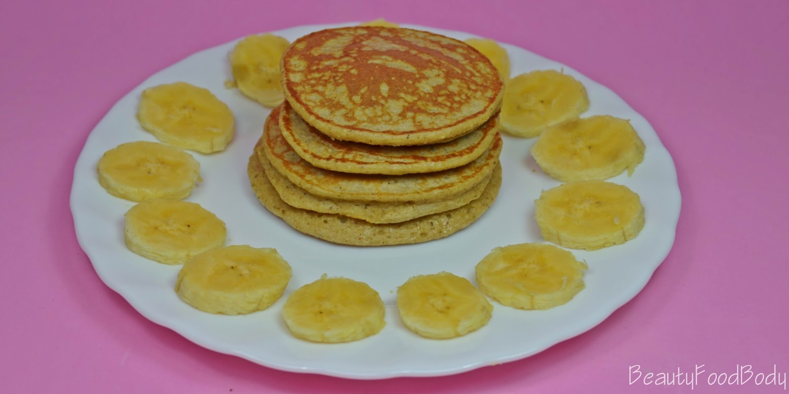 beautyfoodbody tortitas pancakes platano camote amarillo fit healthy