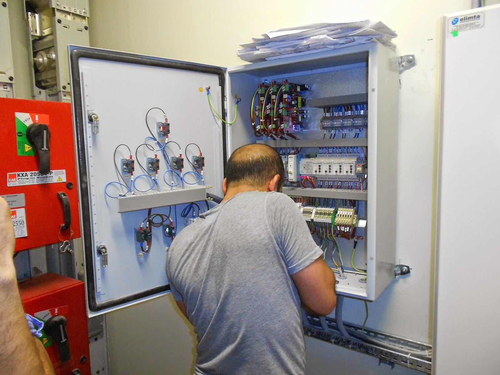 luxsolar control panel