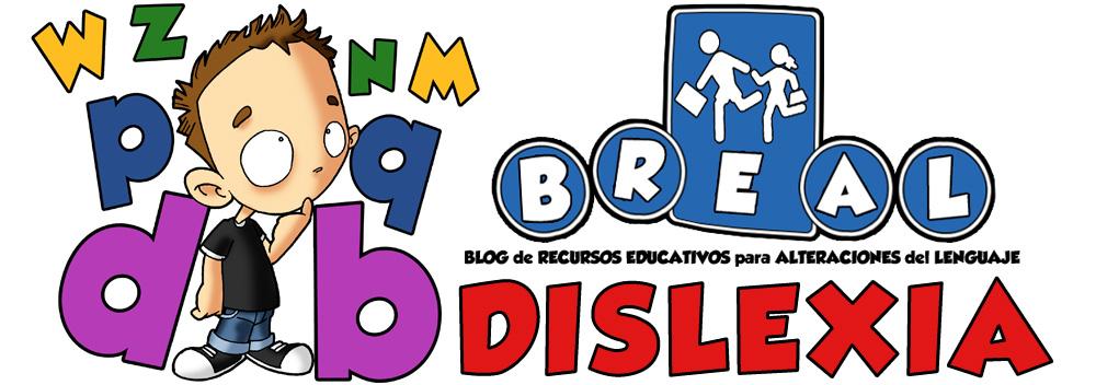 RECURSOS EDUCATIVOS PARA DISLEXIA