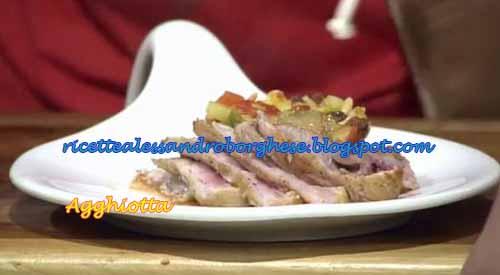 Agghiotta Ricetta Di Alessandro Borghese Da Cucina Con Ale