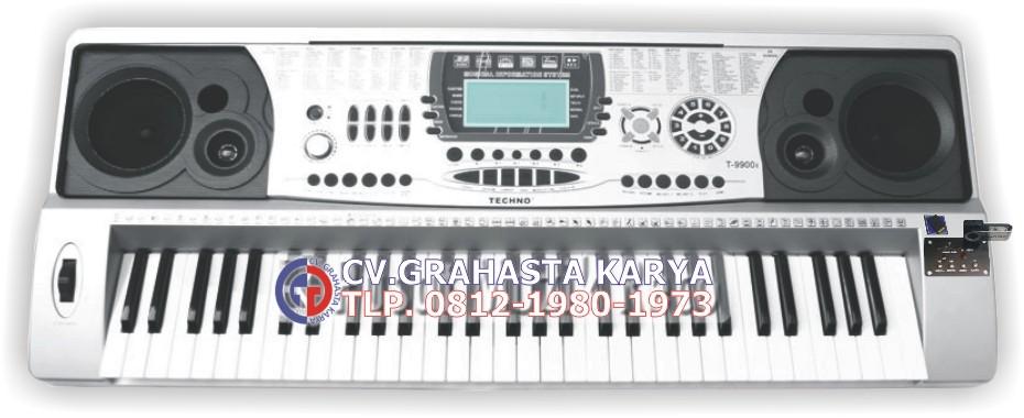 Jual KEYBOARD TECHNO TERBARU GRAHASTA MUSIC 021 64714440
