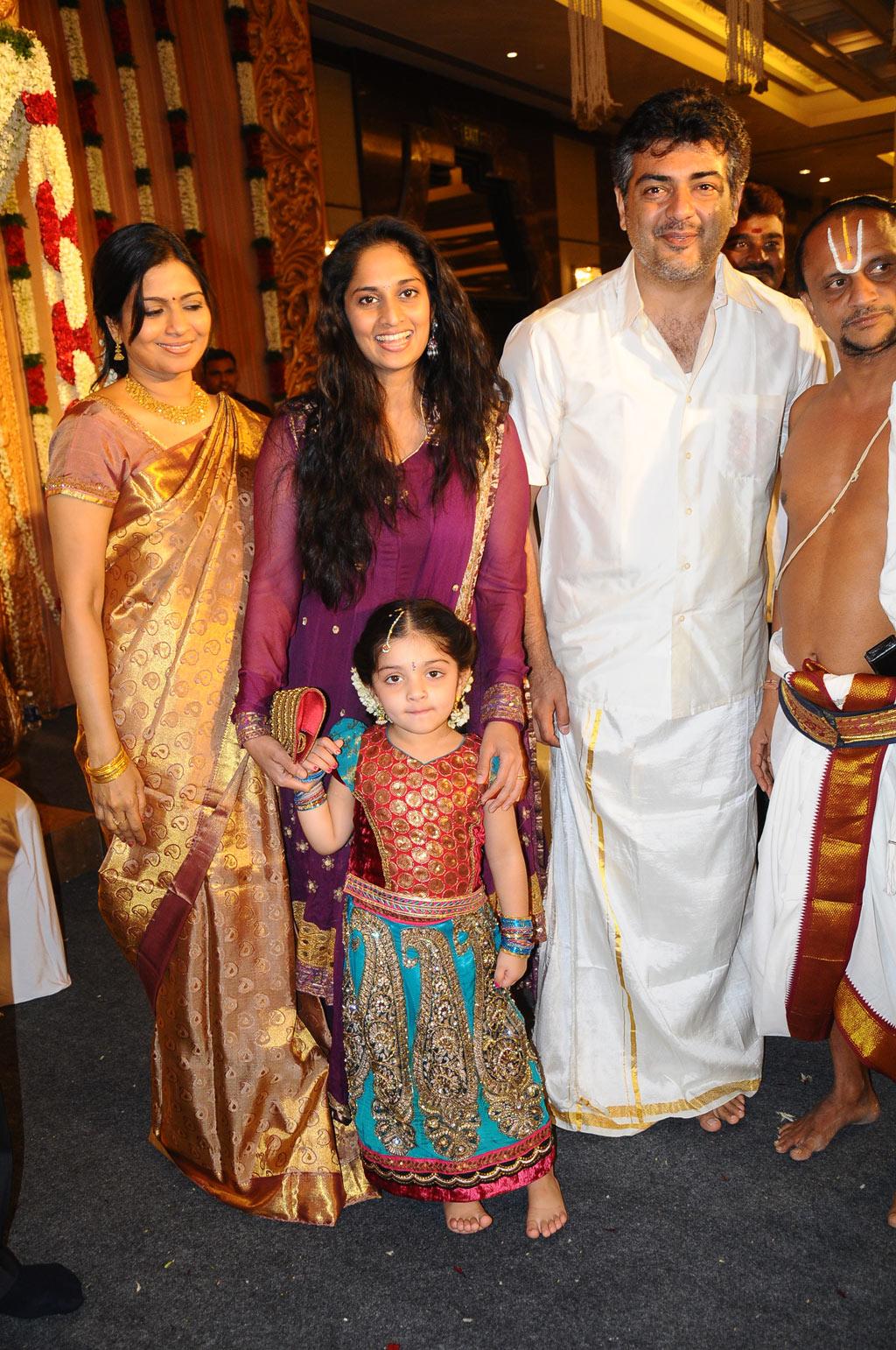 Ajith Family