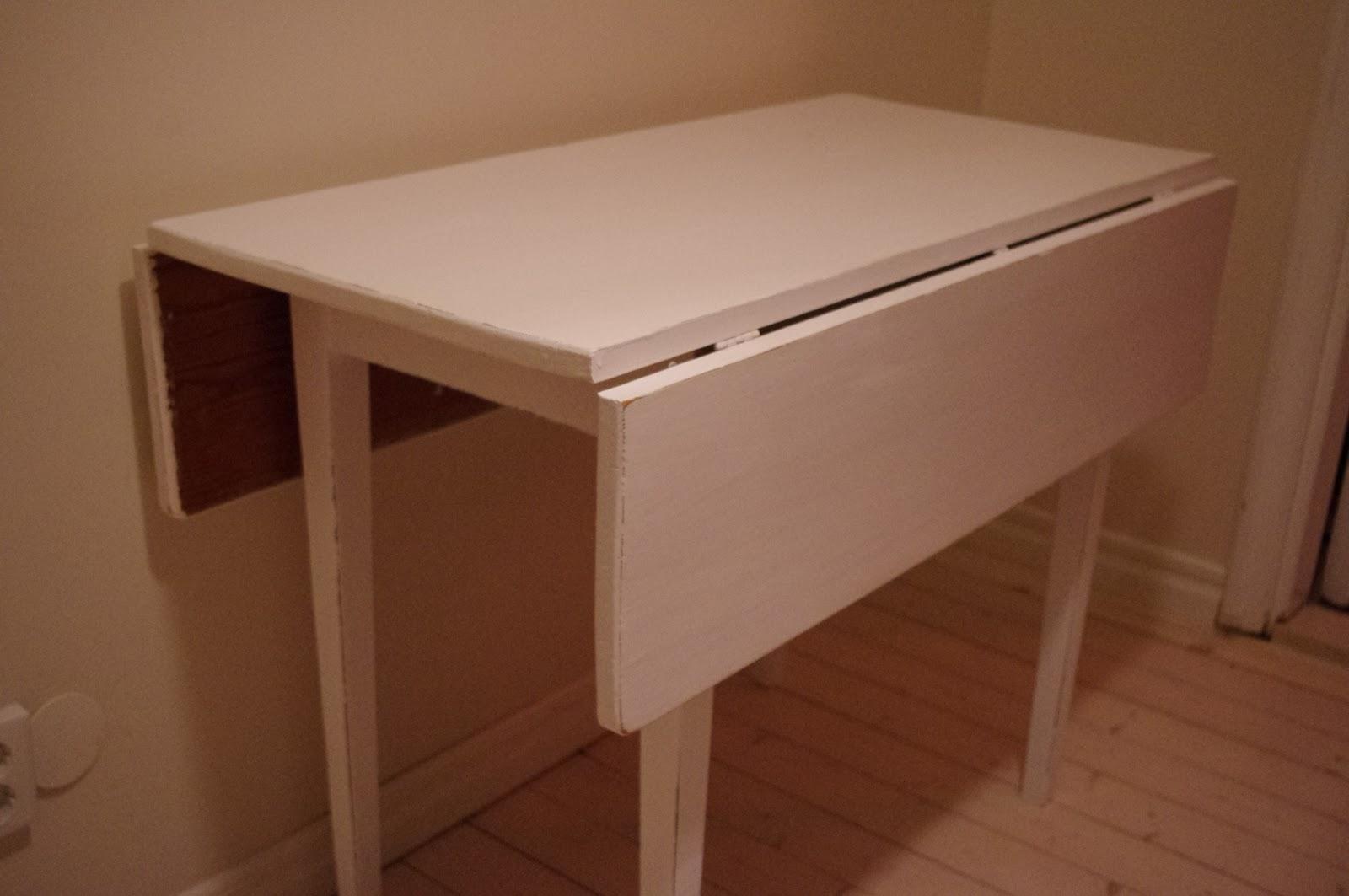 Bord 1. Litet fint klaffbord | Vackra Saker : franskt matbord : Inredning
