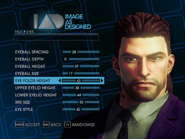 Saints Row Anime Character Creation : Super adventures in gaming face editors