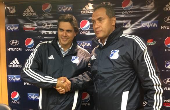 Hernán Torres nuevo técnico de Millonarios