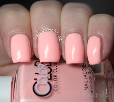 color club pastel neon hot hot hot pants review swatches
